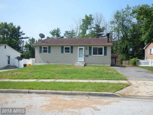 3316 Sudlersville S, Laurel, MD 20724 (#AA10335282) :: RE/MAX Executives