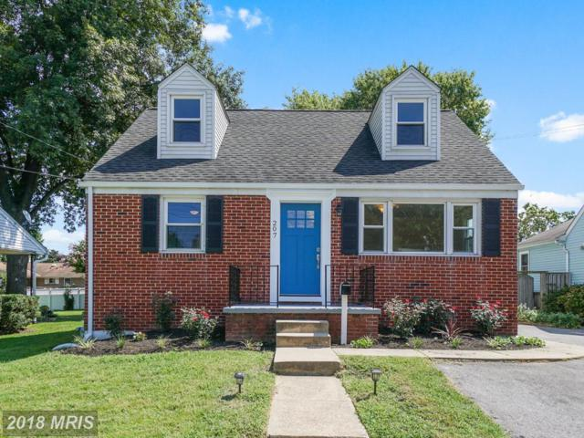 207 Glen Road, Pasadena, MD 21122 (#AA10336122) :: Colgan Real Estate