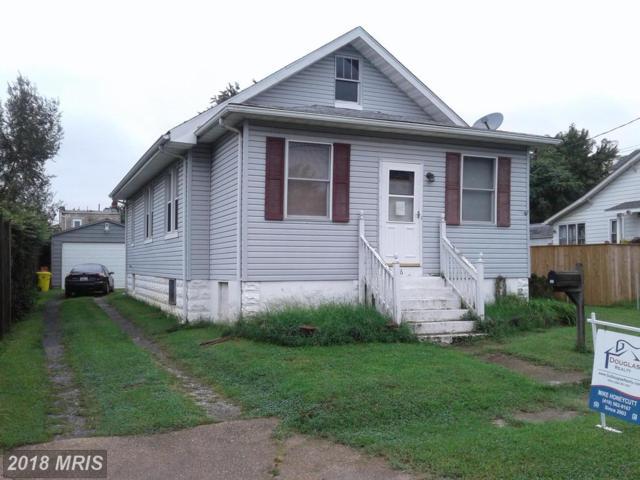 406 Hillcrest Avenue, Baltimore, MD 21225 (#AA10342892) :: Keller Williams Pat Hiban Real Estate Group