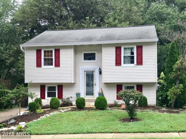 1520 Hickory Wood Drive, Annapolis, MD 21409 (#AA10347948) :: Maryland Residential Team