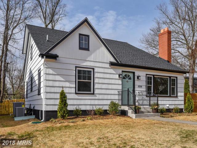 109 Claude Street, Annapolis, MD 21401 (#AA9012664) :: Bob Lucido Team of Keller Williams Integrity