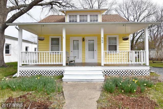 960 Main Street, Galesville, MD 20765 (#AA9896613) :: LoCoMusings