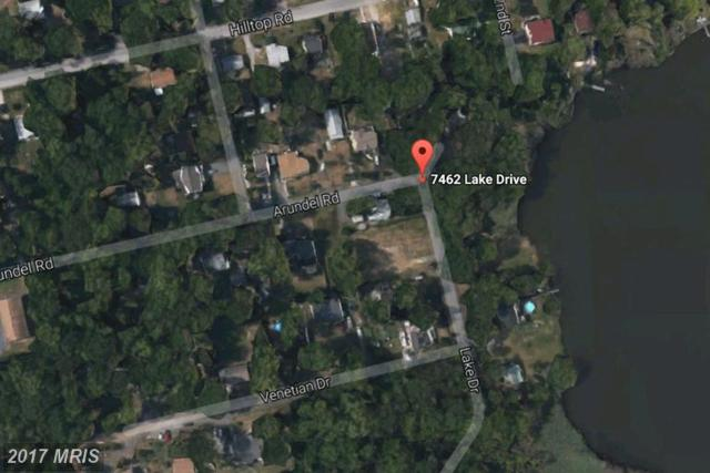 7642 Lake Drive, Pasadena, MD 21122 (#AA9907258) :: LoCoMusings