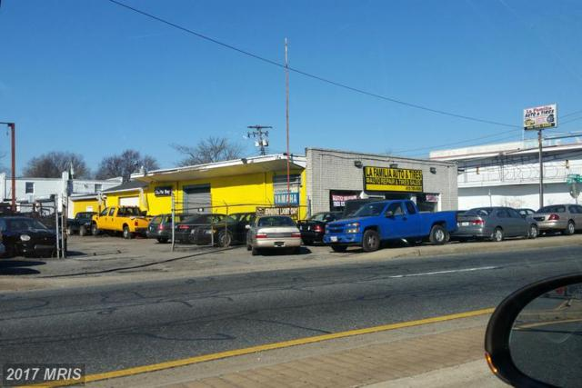 5816 Ritchie Highway, Baltimore, MD 21225 (#AA9909144) :: LoCoMusings