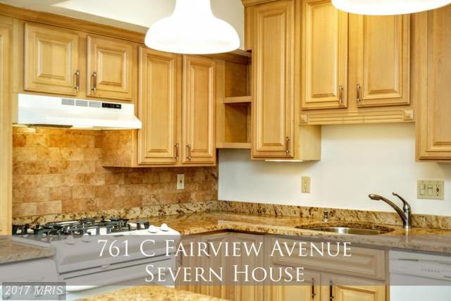 761 Fairview Avenue C, Annapolis, MD 21403 (#AA9939354) :: LoCoMusings