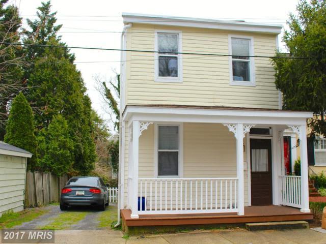 4 Morris Street, Annapolis, MD 21401 (#AA9963499) :: LoCoMusings