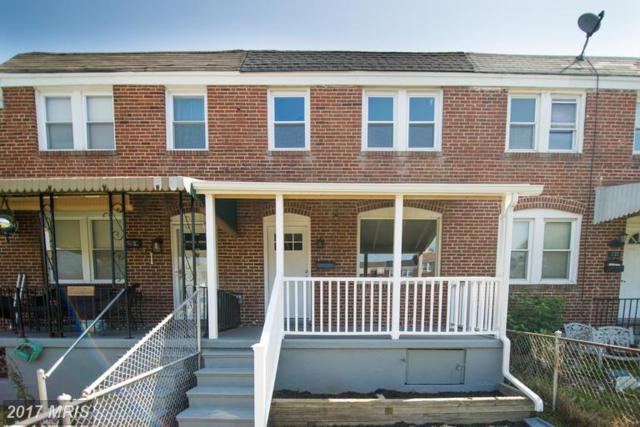 234 Edgevale Road W, Baltimore, MD 21225 (#AA9964507) :: LoCoMusings