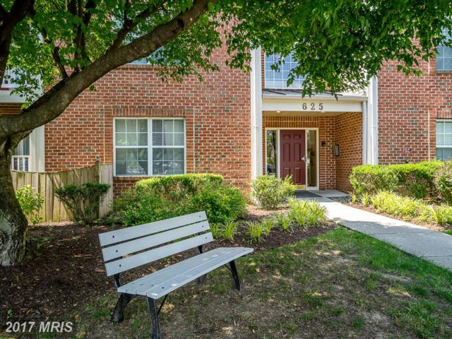 625 Admiral Drive #107, Annapolis, MD 21401 (#AA9968632) :: Pearson Smith Realty