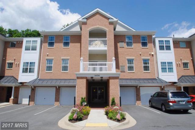 1404 Wigeon Way #205, Gambrills, MD 21054 (#AA9971691) :: LoCoMusings