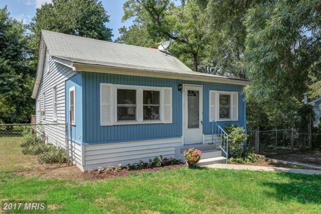 1176-1/2 Tyler Avenue, Annapolis, MD 21403 (#AA9977708) :: LoCoMusings