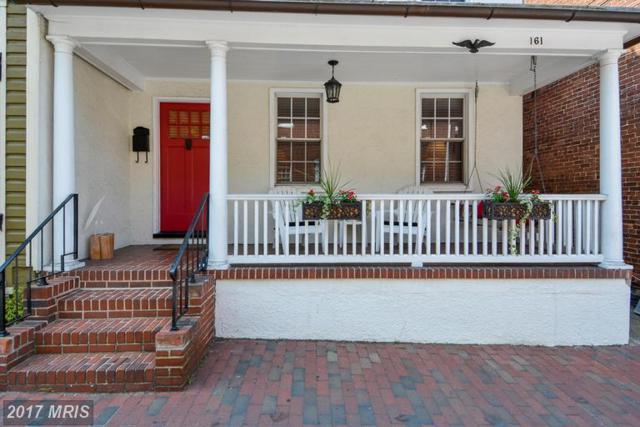 161 Conduit Street, Annapolis, MD 21401 (#AA9978158) :: LoCoMusings