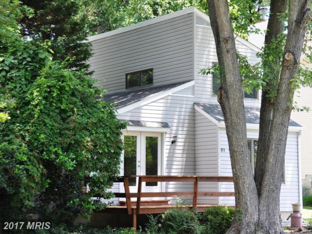 21 Wainwright Avenue, Annapolis, MD 21403 (#AA9991338) :: Pearson Smith Realty