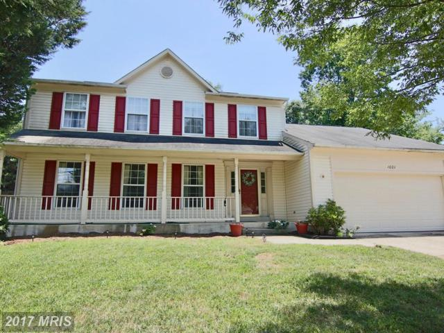 1001 Autumn Gold Drive, Gambrills, MD 21054 (#AA9991678) :: LoCoMusings