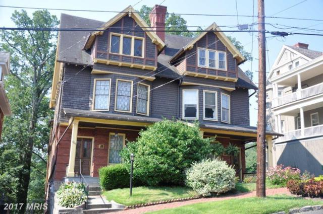 606 Washington Street, Cumberland, MD 21502 (#AL10012438) :: Pearson Smith Realty