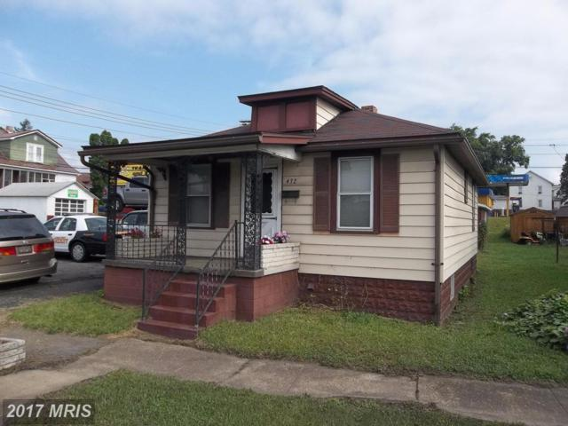 432 Industrial Boulevard E, Cumberland, MD 21502 (#AL10015180) :: LoCoMusings