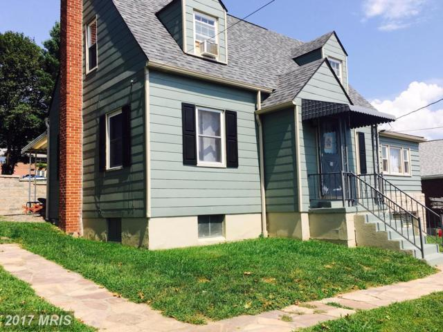 148 Mount Pleasant Street, Frostburg, MD 21532 (#AL10037214) :: Pearson Smith Realty