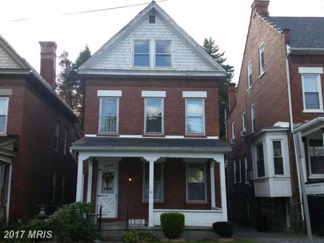 412 Fayette Street, Cumberland, MD 21502 (#AL10092191) :: LoCoMusings