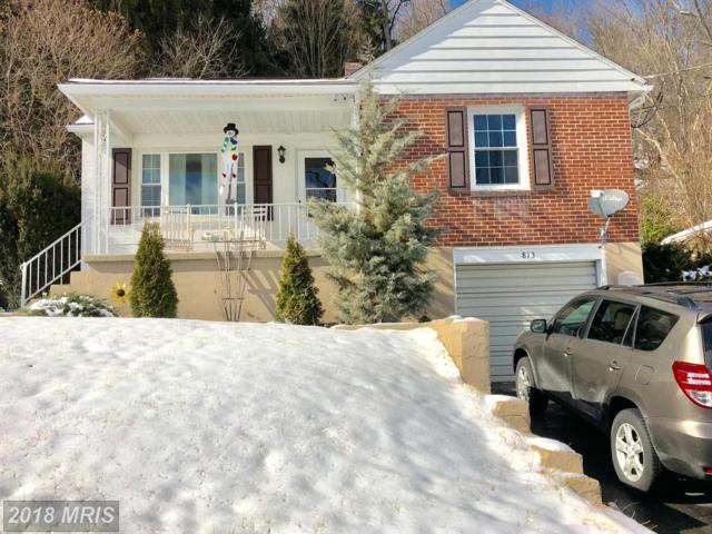 813 Woodland Avenue, Lavale, MD 21502 (#AL10159378) :: The Gus Anthony Team