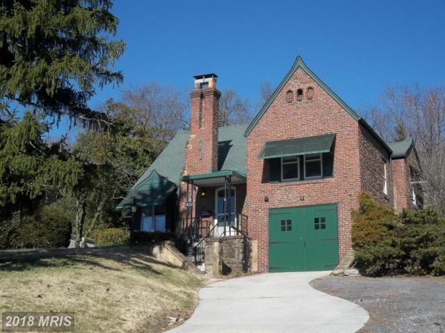 1820 Bedford Street, Cumberland, MD 21502 (#AL10171213) :: The Dwell Well Group
