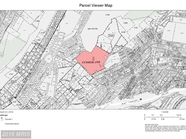 Pinecrest Drive, Cumberland, MD 21502 (#AL10188343) :: Advance Realty Bel Air, Inc