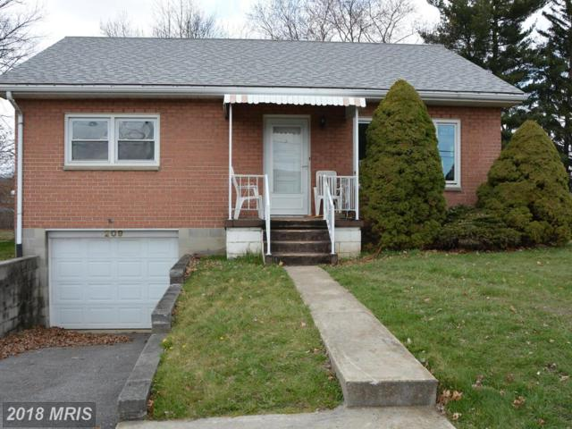 209 Memorial Avenue, Cumberland, MD 21502 (#AL10199752) :: The Bob & Ronna Group