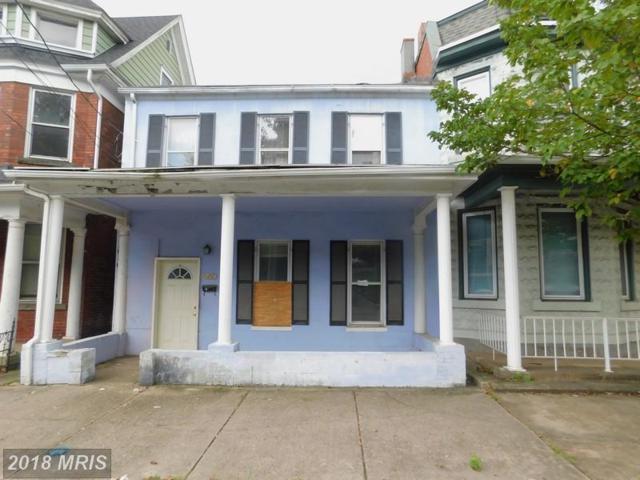 120 Columbia Street, Cumberland, MD 21502 (#AL10320302) :: Bob Lucido Team of Keller Williams Integrity