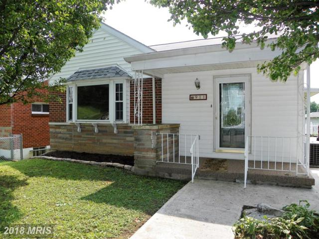 911 Michigan Avenue, Cumberland, MD 21502 (#AL10327155) :: Browning Homes Group