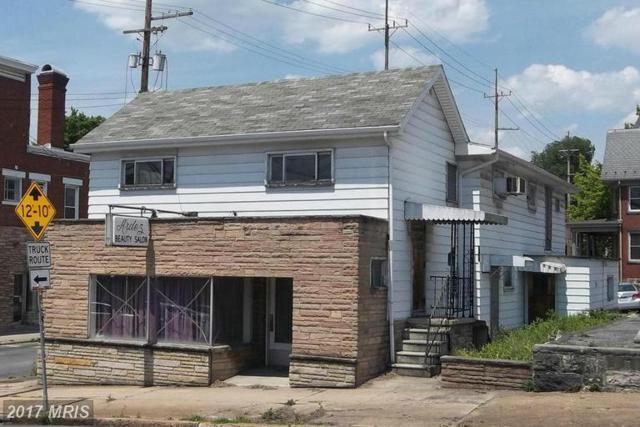 221 Greene-Lee Street, Cumberland, MD 21502 (#AL9949772) :: LoCoMusings