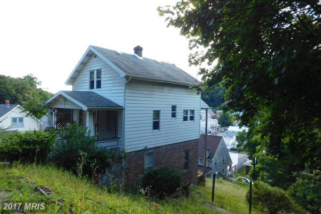 406 Davidson Street, Cumberland, MD 21502 (#AL9982236) :: LoCoMusings
