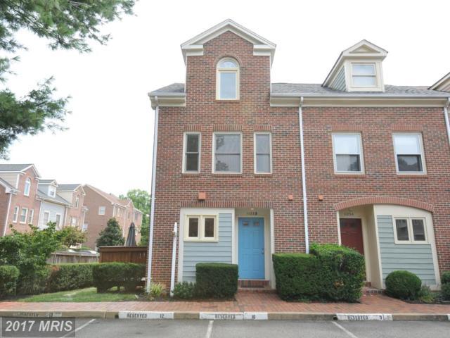1123-B Stuart Street N, Arlington, VA 22201 (#AR10004710) :: Pearson Smith Realty