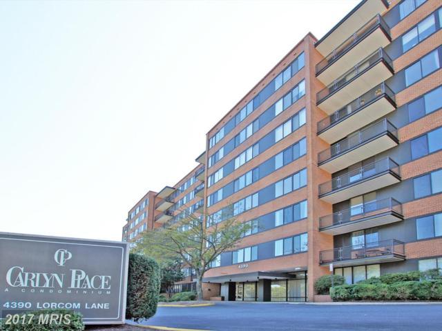 4390 Lorcom Lane #408, Arlington, VA 22207 (#AR10016647) :: Pearson Smith Realty