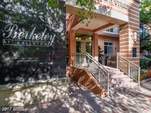 1000 Randolph Street N #105, Arlington, VA 22201 (#AR10023468) :: Pearson Smith Realty