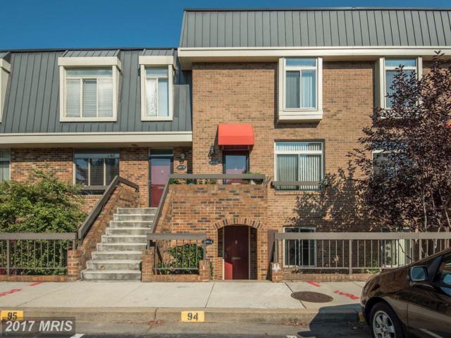 1605 Hayes Street A, Arlington, VA 22202 (#AR10024408) :: Pearson Smith Realty