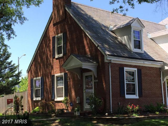 3632 Taylor Street S, Arlington, VA 22206 (#AR10024768) :: Pearson Smith Realty
