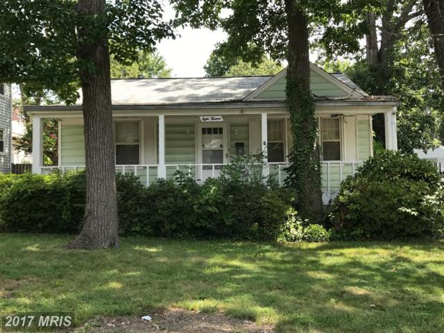 813 Quincy Street S, Arlington, VA 22204 (#AR10025309) :: Pearson Smith Realty