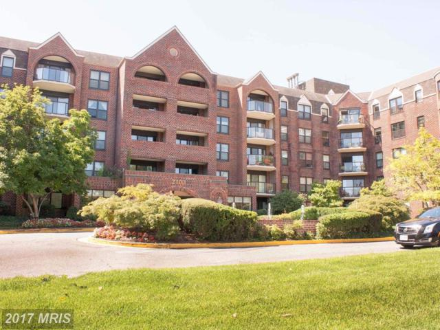2100 Lee Highway #447, Arlington, VA 22201 (#AR10033462) :: Pearson Smith Realty