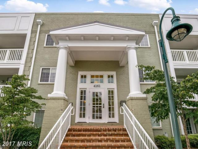 4161 Four Mile Run Drive #402, Arlington, VA 22204 (#AR10033943) :: Pearson Smith Realty