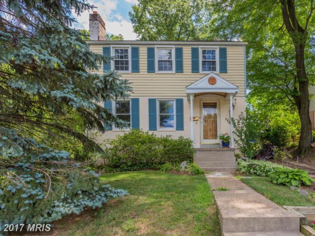 879 Lebanon Street, Arlington, VA 22205 (#AR10043334) :: Pearson Smith Realty