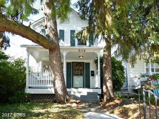 2112 Edison Street N, Arlington, VA 22207 (#AR10045461) :: Pearson Smith Realty