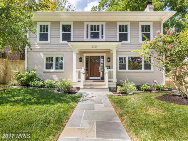 2704 Jefferson Street N, Arlington, VA 22207 (#AR10046987) :: Pearson Smith Realty