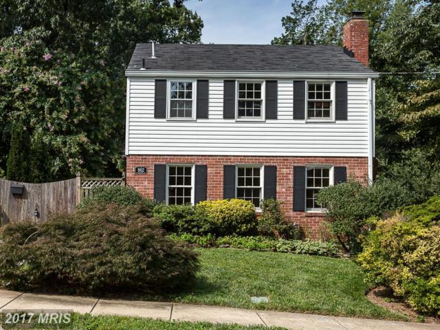 862 Larrimore Street N, Arlington, VA 22205 (#AR10049698) :: Pearson Smith Realty