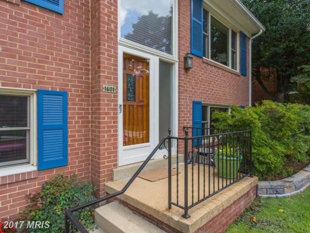 1601 Kirkwood Road N, Arlington, VA 22201 (#AR10051468) :: Pearson Smith Realty