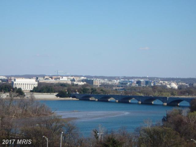 1011 Arlington Boulevard #518, Arlington, VA 22209 (#AR10054312) :: Pearson Smith Realty