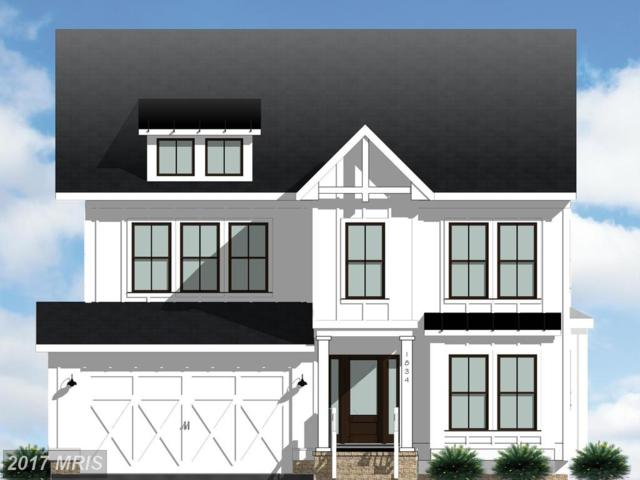 1834 Kirkwood Place, Arlington, VA 22201 (#AR10054971) :: LoCoMusings
