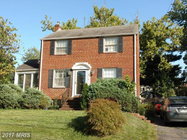 221 Galveston Street N, Arlington, VA 22203 (#AR10062055) :: The Hagarty Real Estate Team