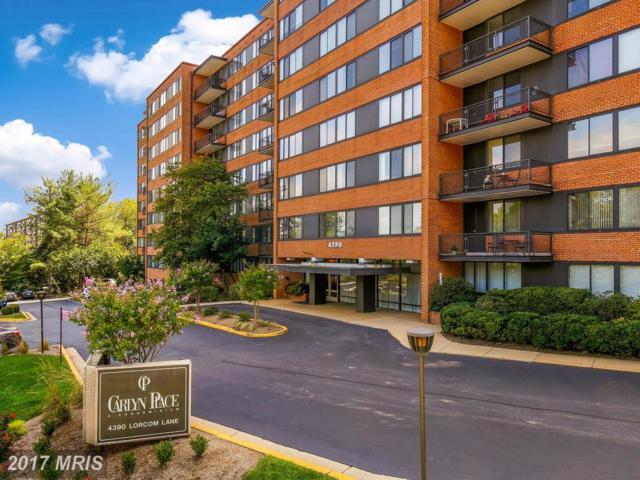 4390 Lorcom Lane #509, Arlington, VA 22207 (#AR10063399) :: Fine Nest Realty Group