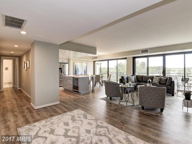1530 Key Boulevard #518, Arlington, VA 22209 (#AR10063623) :: Fine Nest Realty Group