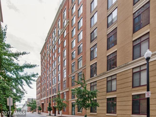 1201 Garfield Street #215, Arlington, VA 22201 (#AR10063634) :: Fine Nest Realty Group