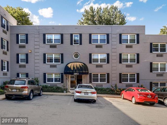 2053 Woodstock Street N #102, Arlington, VA 22207 (#AR10063671) :: The Dwell Well Group