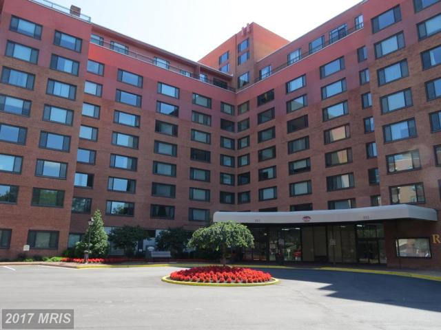 1011 Arlington Boulevard #407, Arlington, VA 22209 (#AR10064911) :: The Sky Group